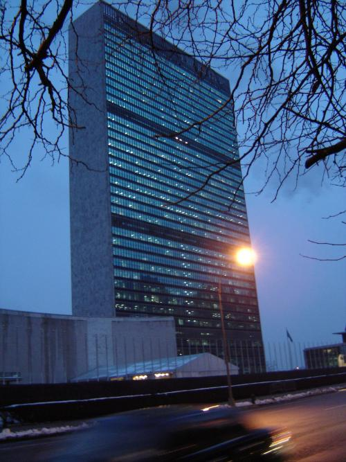 The UN again!
