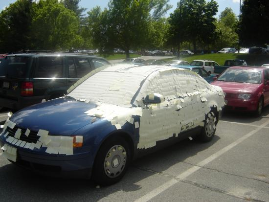 Post it notes are wonderful